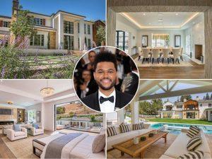 The Weeknd compra mansão de mais de R$ 65 mi pertinho de Selena Gomez