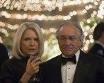 Michelle e De Niro como Ruth e Bernie Madoff