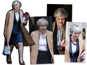 A evolução de estilo de Theresa May, a nova primeira-ministra do Reino Unido