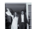 Catharina Johannpeter e Lui Pereira da Silva