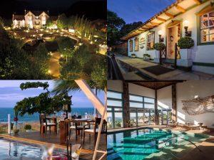 Glamurama entrega hotéis de charme nas 5 regiões do Brasil