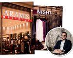 Fundada em 1995 pelo empresário francês Henri Stad, Aramis hoje é presidida por seu filho, Richard Stad