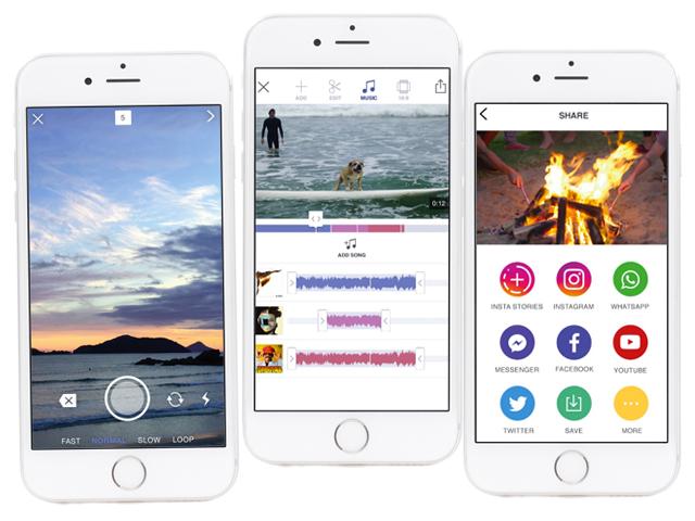 Filmr: o app que cria e edita vídeos de maneira fácil e rápida e na vertical!