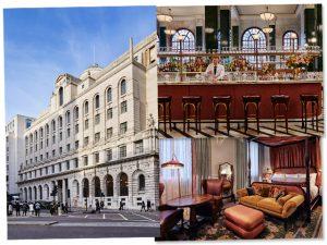 Um giro pelo The Ned, misto de clube, restaurantes e hotel… Em Londres, tá?