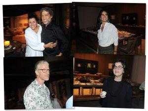Jantar orgânico para poucos e bons celebrou novo projeto de Estevão Ciavatta