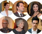 Camila Queiroz, Marcelo Serrado, Vanessa Giacomo, Milton Gonçalves, Irene Ravache e Mateus Solano