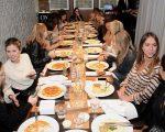 Glamurama e OX Cosméticos armaram almoço de Dia das Mães nesta Segunda-feira