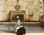 Madonna no Madonna no Mosteiro dos Jerônimos, em Portugal