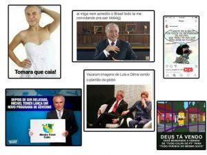 KKK… Os melhores memes do escândalo que envolve Temer e Aécio Neves