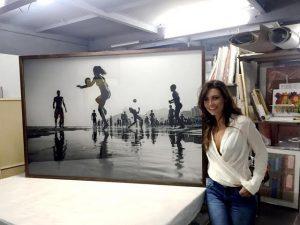 Foto premiada de Simone Monte vai para museu em Fortaleza