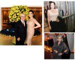 Maria Pia Trussardi, Riccy Souza Aranha, Cris Lotaif, Philippe de Nicolay Rothschild