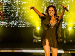 """Daniela Mercury relembra primeiro show em SP: """"a partir daí tudo começou a rolar"""""""