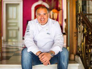 Do negócio às panelas, um papo com o chef português Olivier da Costa