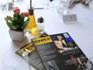 Revista PODER e EY armam almoço sob o tema transformação digital