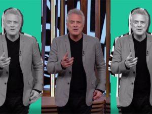Pedro Bial estreia talk show no horário do Jô e divide a internet entre críticas e elogios