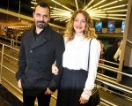 Alexandre Youssef e Leandra Leal