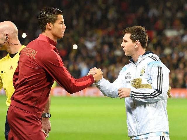 Cristiano Ronaldo e Lionel Messi || Créditos: Getty Images