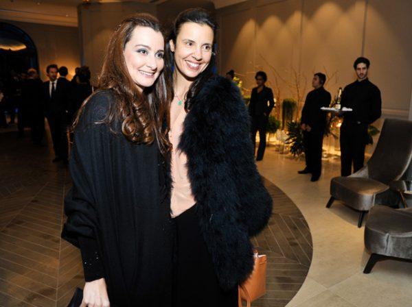 Eleonora Xandó e Delphine Di Menza