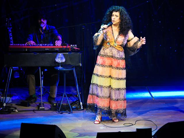 O show de Gal Costa