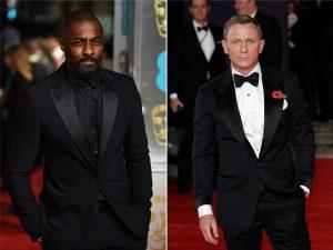 Cotado para substituir Daniel Craig como 007, Idris Elba quer mesmo é atuar na TV