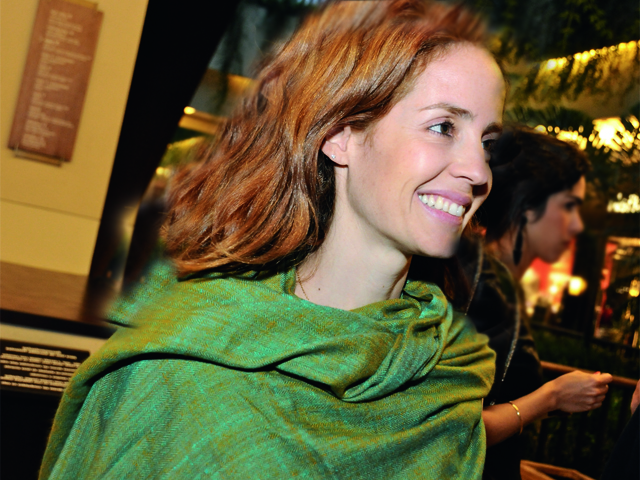 Fabiana Pastore by Bruna Guerra