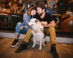 Fernanda Paes Leme, Vinicius Longato com o Google Dog