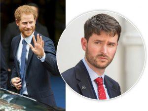 Americano que cuida da imagem do príncipe Harry gera conflitos na realeza britânica
