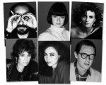 Antonio Dias, Luiza Strina, Joyce Pascowitch, Mariangela Bordon, Helena Montanarini e Fernando Lion