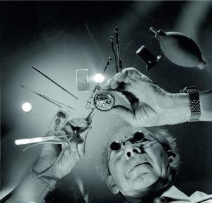 Kurt Klaus, mestre relojoeiro, elogia o efeito do Apple Watch