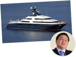 Ex de Miranda Kerr, milionário malaio tem bens confiscados