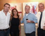 Mauricio e Ro Caviglia, Claudio Marinho e Sergio Barbosa