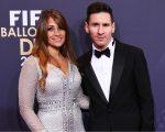 Antonella Roccuzzo e Lionel Messi