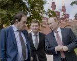 Oliver Stone entrevista Vladimir Putin