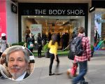 Antonio Luiz Seabra: de olho na The Body Shop