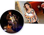 Mestrinho e Mariana Aydar: juntos na programação musical de dia dos namorados do Baretto