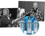 Guest Bartender: Bombay Sapphire reúne Paulo Márcio Silva, do Bar Guilhotina e Remy Savage, do famoso Little Red Door de Paris
