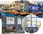 [fds] Refúgio à beira-mar: Loews Santa Monica Beach Hotel ganha novo restaurante
