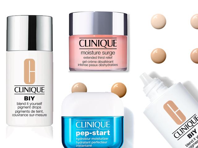 Clinique lança pigmento para você escolher a cobertura na medida