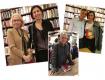 Fernanda Montenegro, Fernanda Torres, Antonio Cícero, Marina Lima e Caetano Veloso
