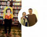 Mari Stockler e Carlito Carvalhosa