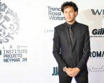 Neymar Jr. em seu leilão beneficente