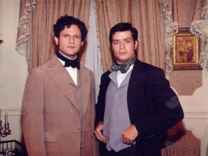 Selton Mello e Fabio Assunção