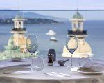 Clique do Le Grill, restaurante chiqueria do Hôtel de Paris Monte-Carlo, em Mônaco