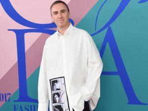 Raf Simons foi o grande vencedor do CFDA Fashion Awards em NY