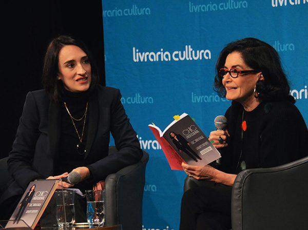 Maria Prata e Gloria Kalil
