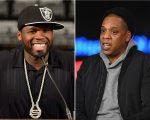 50 Cent e Jay Z