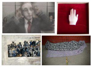 Coletiva com curadoria de Renato De Cara alfineta a classe política brasileira
