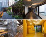 O espaço, localizado na Vila Madalena reflete o espírito da agência, uma das pioneiras ao inaugurar a ampfy no bairro que se tornou um hub de criatividade