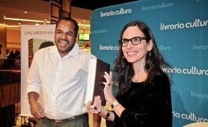 """Lançamento de """"Lima Barreto: triste visionário"""" por Lilia Moritz Schwarcz"""