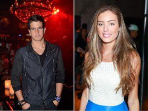 Filho de Claudia Raia, Enzo assume namoro com herdeira de bilionário brasileiro